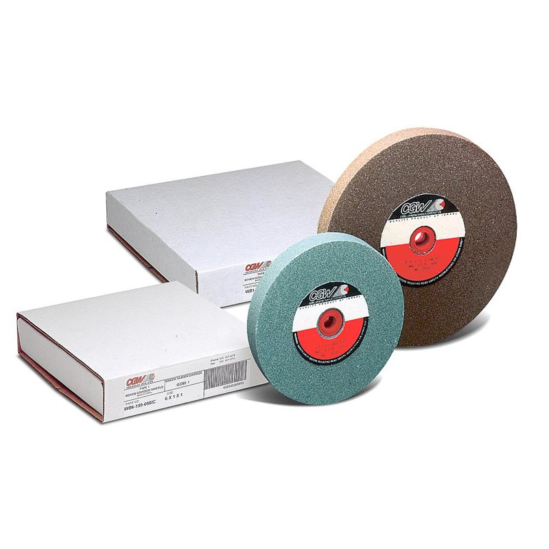 Bench and Pedestal Grinding Wheels