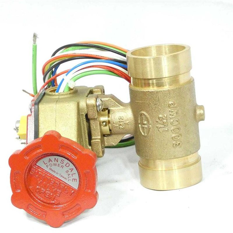 Power Ball Valves