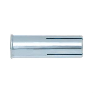 "Anchor Drop-in Stanley 3 / 8"" Zinc Plated With Flanged Lip 100ct"