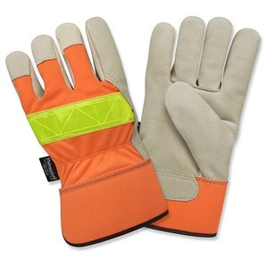 Pigskin Palm HiVis 3M Thinsulate
